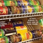 shoe rack for soups