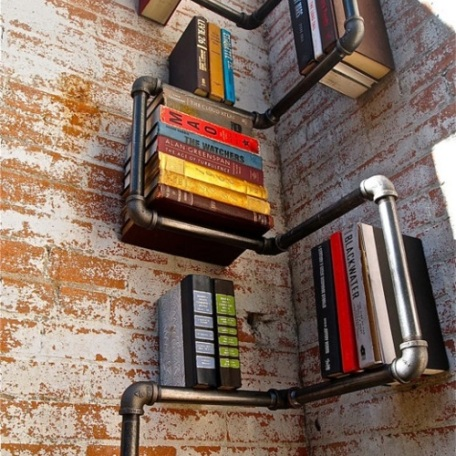 plumbing for books