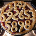 a pie that really counts