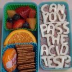Bento Acid Test