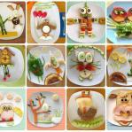 Adorable Medley of Plates