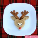 reindeer toast