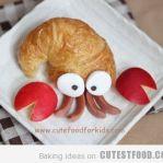 hermit crab crescent roll