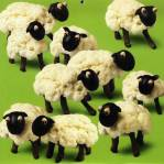 Veggie Sheep