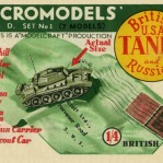American Army Tank Packaging