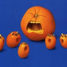 Crying Orange