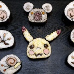 Sushi Critters