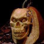 Pumpkin Skull, Scary