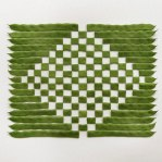 Geometric Green Beans