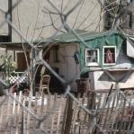 """casitas"" were little makeshift homes around Losaida."